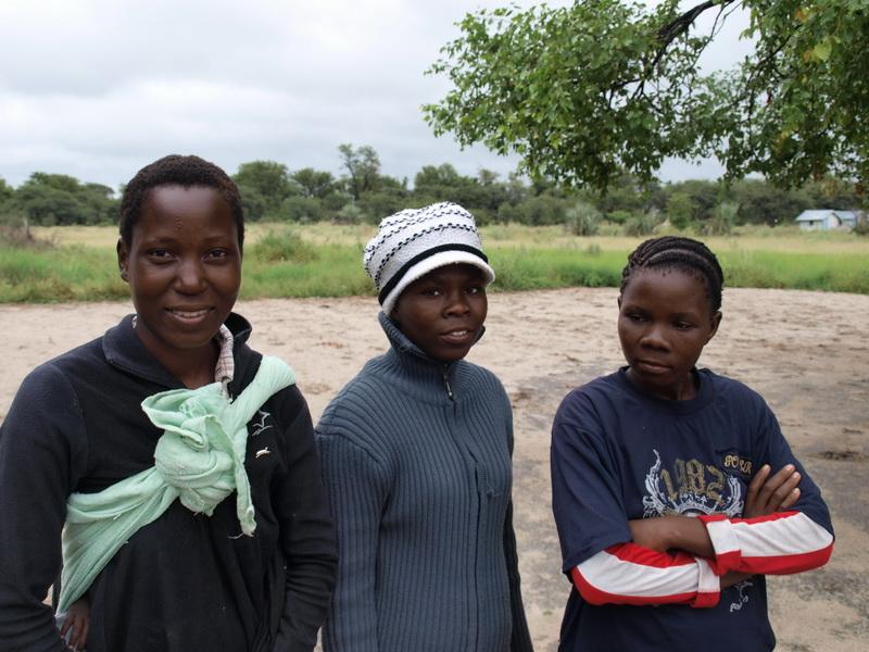 The Poler\'s village, Okavango Delta