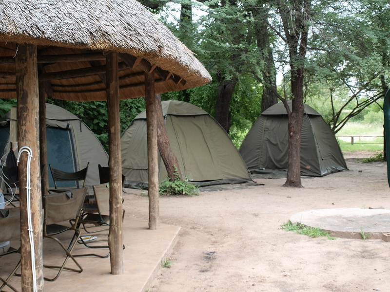Thebe River Safari Camp, Kasane