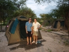 Elephant Sands Camp, Nata