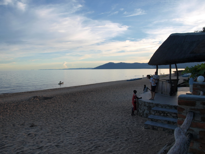 Kande Beach, Lake Malawi