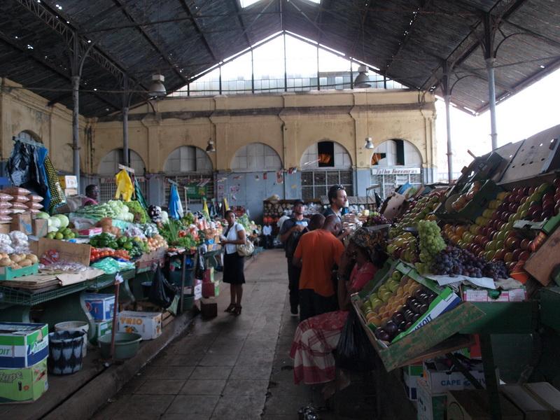 Market, Maputo