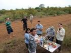 Lunch stop, Limpopo Transfrontier Park