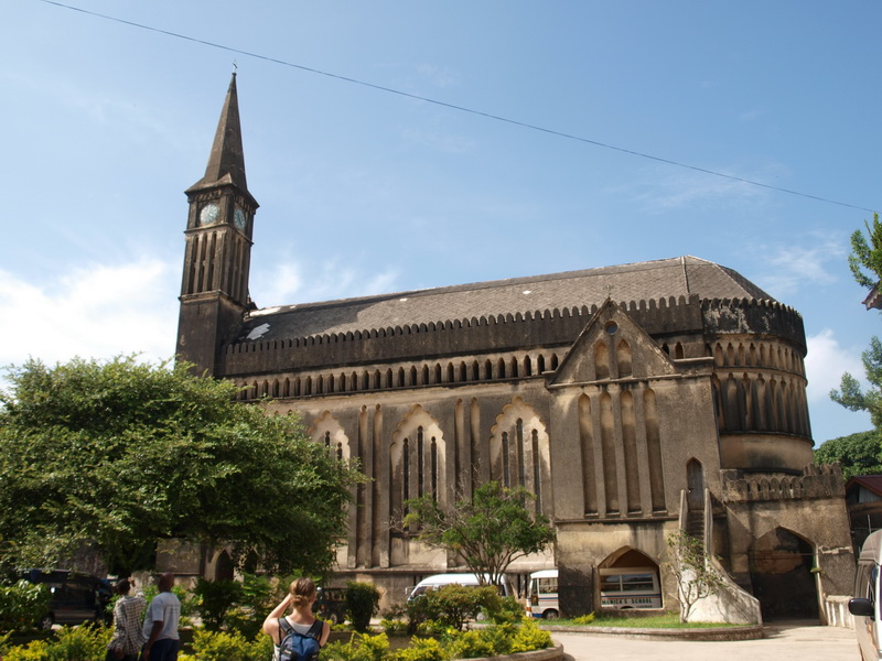 Zanzibar Cathedral, Stonetown