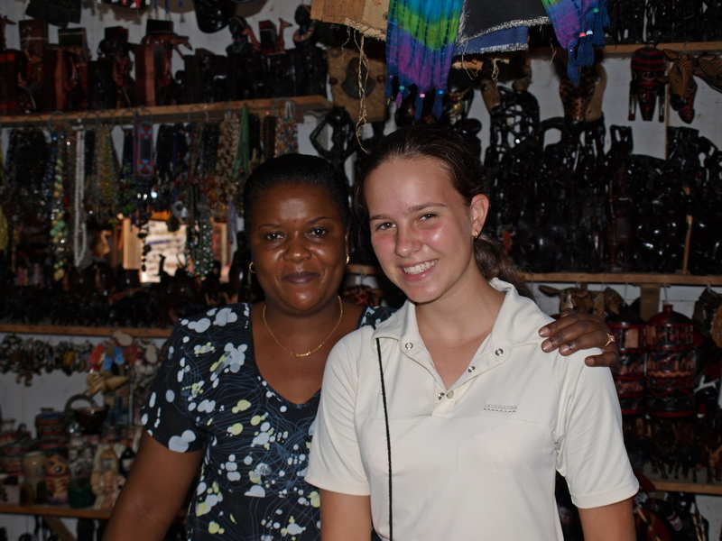 Curio market, Arusha