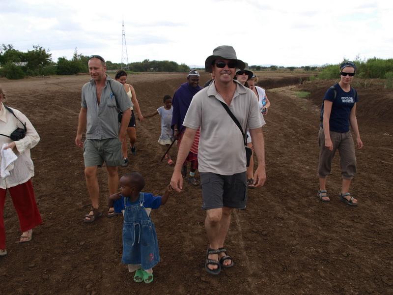 Maasai Village walk