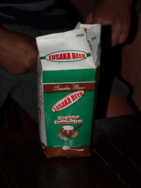 Zambian beer