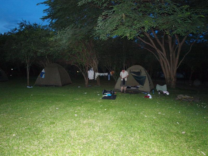 Kiamba Camp, Chirundu