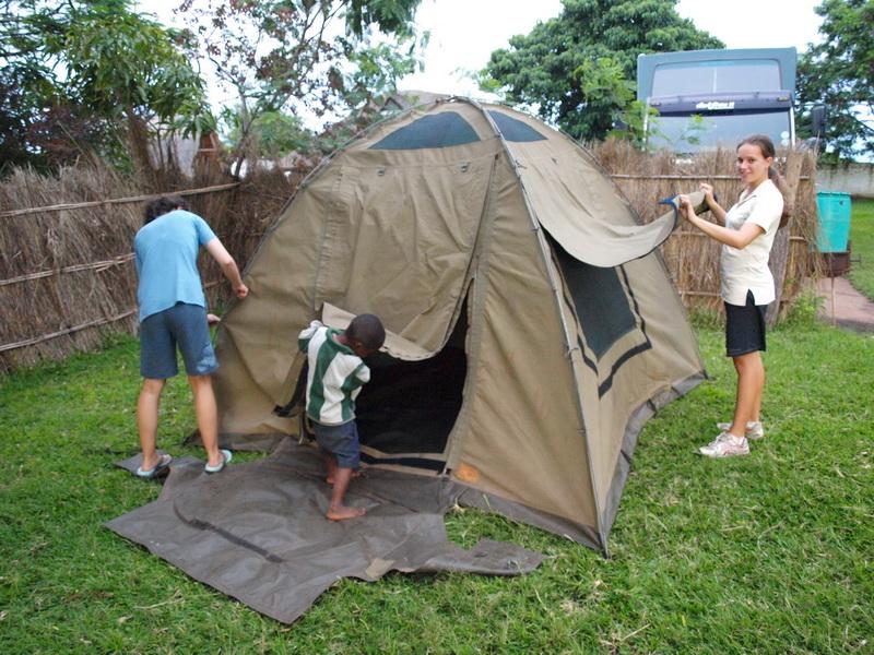Zulu Kraal Camp, Petauke