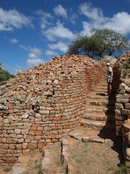 Khami ruins, Bulawayo