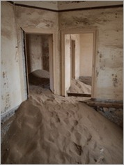 Doctor's house, Kolmanskop
