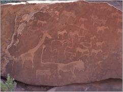 Rock engravings, Twyfelfontein