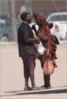 Himba, Opuwo