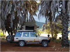 Epupa Falls Camp