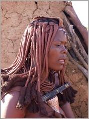 Himba Village visit, Epupa