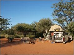 Porcupine Camp