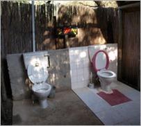 Ngepi Camp, Popa Falls