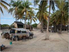 Hashim's Camp, Pangane