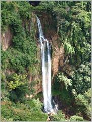 Mangechwe Falls, Livingstonia