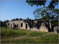 Great Mosque, Kilwa Kisiwani