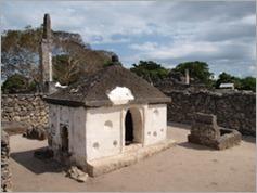 Kaole Ruins, Bagomayo