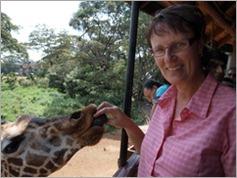 Giraffe Centre, Nairobi