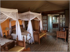 Kilima Lodge, Amboseli National Park