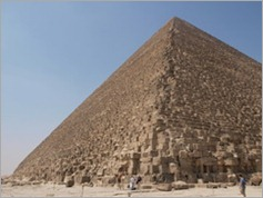The Great Pyramid (Khufu's), Giza