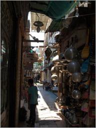 Old bazaar, Cairo