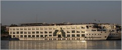 Our Nile ship MS Emilio, Aswan