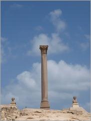 Pompey Pillar, Alexandria
