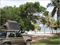 Twiga Lodge, Tiwi Beach