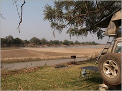 Croc Valley Camp, South Luangwa National Park